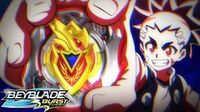 BEYBLADE BURST TURBO - Трейлер