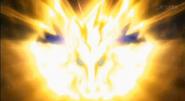 Golden Pegasus Motif
