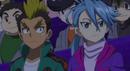 Yugo and Ukyo