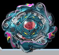 BB Nova Neptune Vertical Trans Beyblade