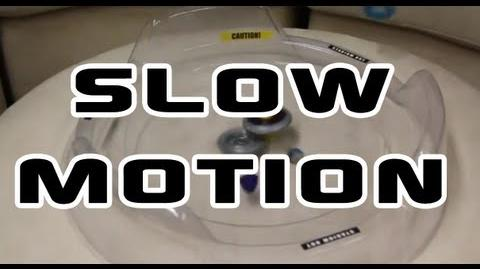 Beyblade DESTROYED 1% Slow Motion BBG INSTANT REPLAY ベイブレード