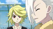 Fubuki and Suoh worried