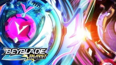BEYBLADE BURST EVOLUTION Opening Theme 'Evolution'