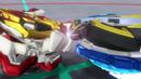 Burst Rise E8 - Rock Dragon vs. Erase Devolos 2