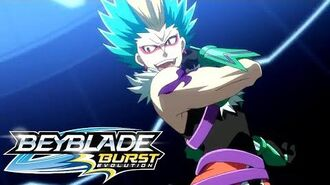 BEYBLADE BURST EVOLUTION Meet the Bladers Kurt Baratier