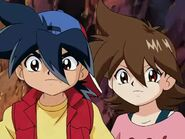 Beyblade V-Force Team Psykick Movie Arc.1 33667