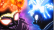 Double Zero-G Cameo- Gingka and Ryuga