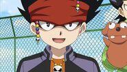 Daigo's sweet gothic smile