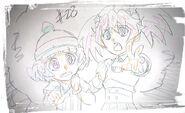 Nika and Naru fanart