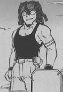Argo Gracy Manga