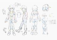 Beyblade Burst Chouzetsu Kit Lopez Concept Art