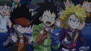 Daigo, Wakiya, and Ken