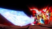 Beyblade Burst Superking Infinite Achilles Dimension' 1B avatar 26