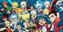 Beyblade Burst Generation