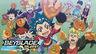 BEYBLADE BURST Episode 51 Final Showdown! Victory Valtryek!