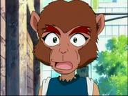 Daichi as Monkey boy according to Tyson