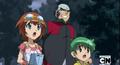 Benkei, Kenta and Madoka