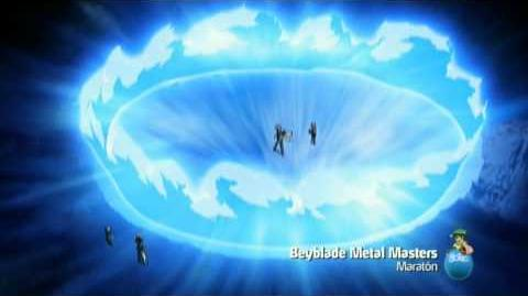 Beyblade Metal Masters Opening Castellano