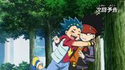 Valt hugs Daigo