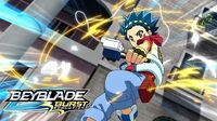 BEYBLADE BURST EVOLUTION Teaser
