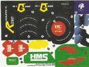 Round shell ms sticker