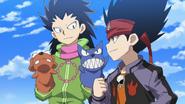 Daigo and Ken