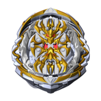 BBGT Regalia Genesis Hybrid Beyblade