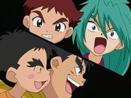 Beyblade V Force Episode 41 -English Dub- -Full- 208375