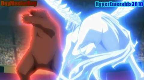 HD Beyblade AMV Rock Orso vs Galaxy Pegasus