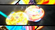 Beyblade Burst Rise - Rise Rise Beyblade Burst Glyph Dragon vs. Wizard Fafnir