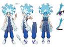 Beyblade Burst Superking Lui Shirasagijo Concept Art 2