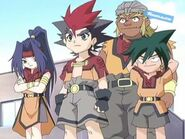 Beyblade V-Force - Episode 21 - The Battle Tower Showdown English Dubbed 110360