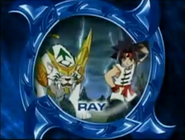 Ray and Driger in G-Rev Opening G-REVOLUTION