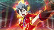 Xhan's aura kick