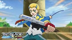 BEYBLADE BURST RISE Episode 12 Part 1 Spin! Advance! Survive!
