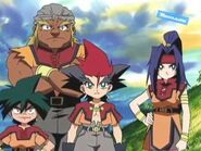 Beyblade season 2 episode 30 get a piece of the rock! english dub 957840