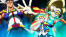 Burst Rise E6 - Fumiya vs. Lodin