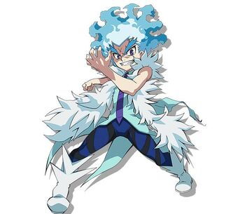 Lui Shirasagi Beyblade Wiki Fandom Powered By Wikia