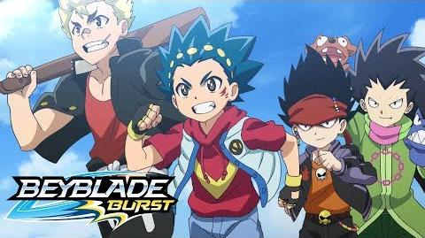 BEYBLADE BURST Opening Theme 'Our Time'