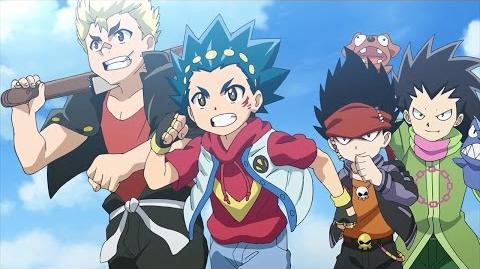 Beyblade Burst Staffel 2 Deutsch