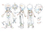 Beyblade Burst Chouzetsu Laban Vanot Concept Art