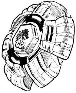 fileleone mangapng - Beyblade Metal Fury Coloring Pages