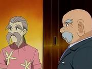 Ryu Granger and Mr. Dickenson