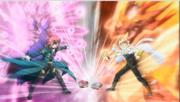 Jack vs Ryuuga