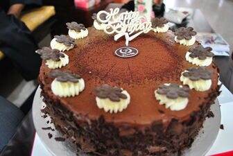 Birthday Cake by HANI S HAWTY