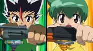 Masamune vs Kenta 2