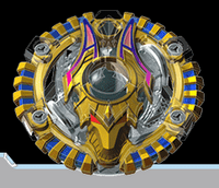 BB Acid Anubis Yell Orbit Beyblade