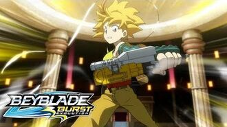 BEYBLADE BURST EVOLUTION Meet the Bladers Free