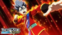 BEYBLADE BURST TURBO Episode 19 - Super Rumble! Beyathlon!