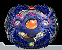 BB Holy Horusood Upper Claw Beyblade